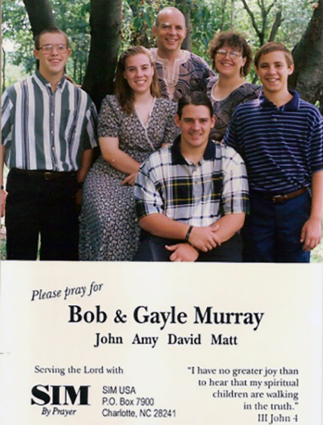 Bob & Gayle Murray