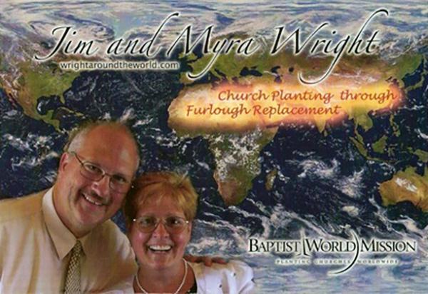 im & Myra Wright